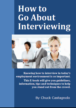 How to Go About Interviiewing